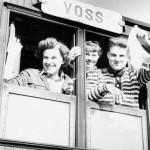 Påsketrafikk frå Bergen (1957)