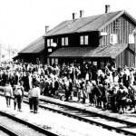 Geilo stasjon (1957)