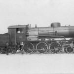 Damplokomotiv type 30a nr. 256 (1914-1925)
