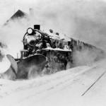 Damplokomotiv type 31b nr. 427 med stor frontplog (1932-1933)