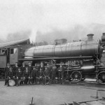 Damplokomotiv type 26a nr. 216 (1910-1920)