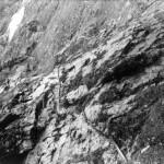 Stikking av banen ved Reinungatunnelen (1895-1900)