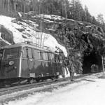Bensinmotorvogn litra Cmb type 16 nr. 18246 på Ørgenvika stasjon (1936)