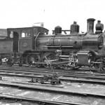 Damplokomotiv type 21a nr. 174 til Bergensbanen (1904-1911)